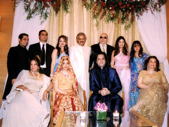 Photo Of Natasha,Fardeen Khan From The Fardeen Khan Marries Natasha