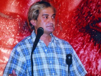 Photo Of Mahesh Manjrekar From The Kaante Movie Completion Party