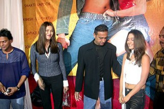 Photo Of Gulshan Grover From The Mahurat Of Aashiqui
