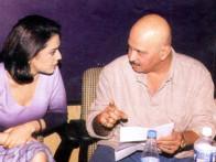 Photo Of Preity Zinta,Rakesh Roshan From The Mahurat Of Koi Mil Gaya