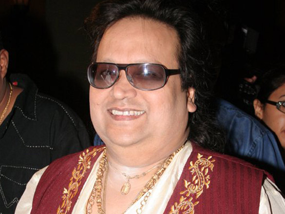 Photo Of Bappi Lahiri From The Asha And Friends Audio Release