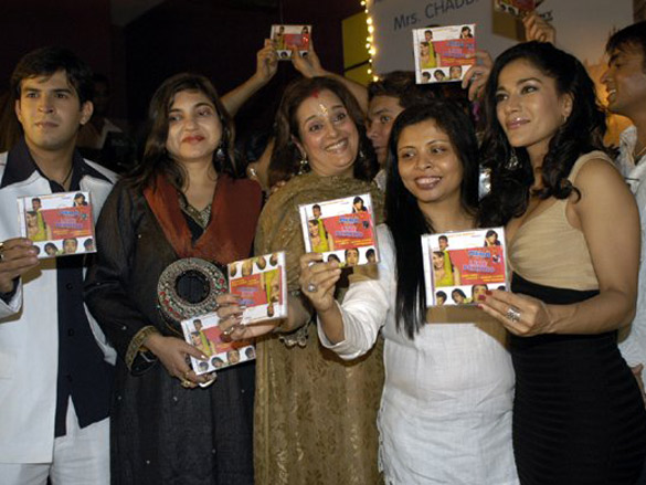 Photo Of Carran Kapoor,Alka Yagnik,Punam Sinha,Koel Puri From The Audio Release Of Mera Dil Leke Dekkho