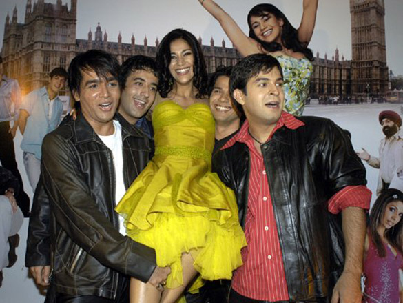 Photo Of Puneet Tejwani,Koel Puri,Carran Kapoor From The Audio Release Of Mera Dil Leke Dekkho