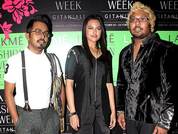 Photo Of Dev,Zubir From The Celebs At The Collection By Dev Aand Zubir At LIFW 2008