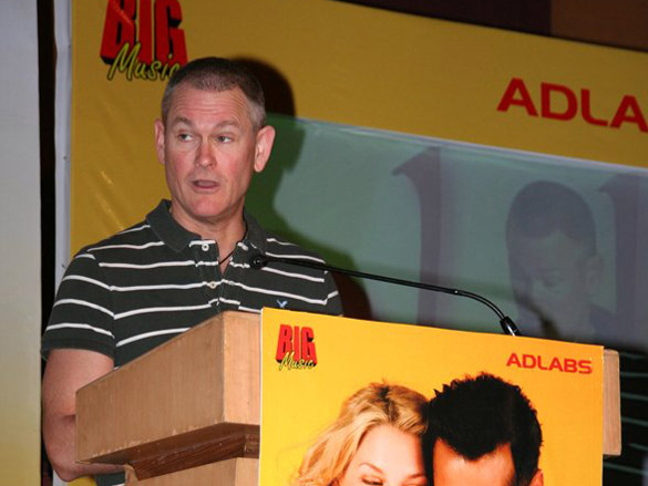 Photo Of Willard Carroll From The Audio Release Of Marigold: An Adventure In India