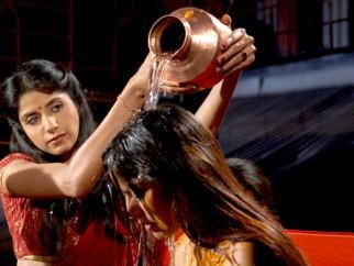 Movie Still From The Film Rivaaz,Sadhika Randhawa,Ritisha Vijayvargya