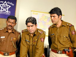 Movie Still From The Film Chargesheet,Yashpal Sharma