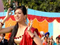 Movie Still From The Film Khushiyaan,Ankita Shorey