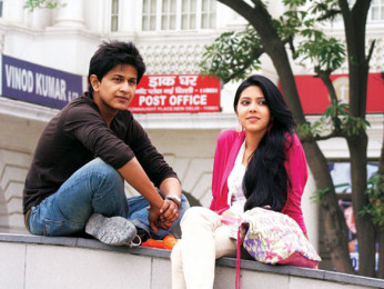 Movie Still From The Film Shakal Pe Mat Ja,Shubh,Umang Jain