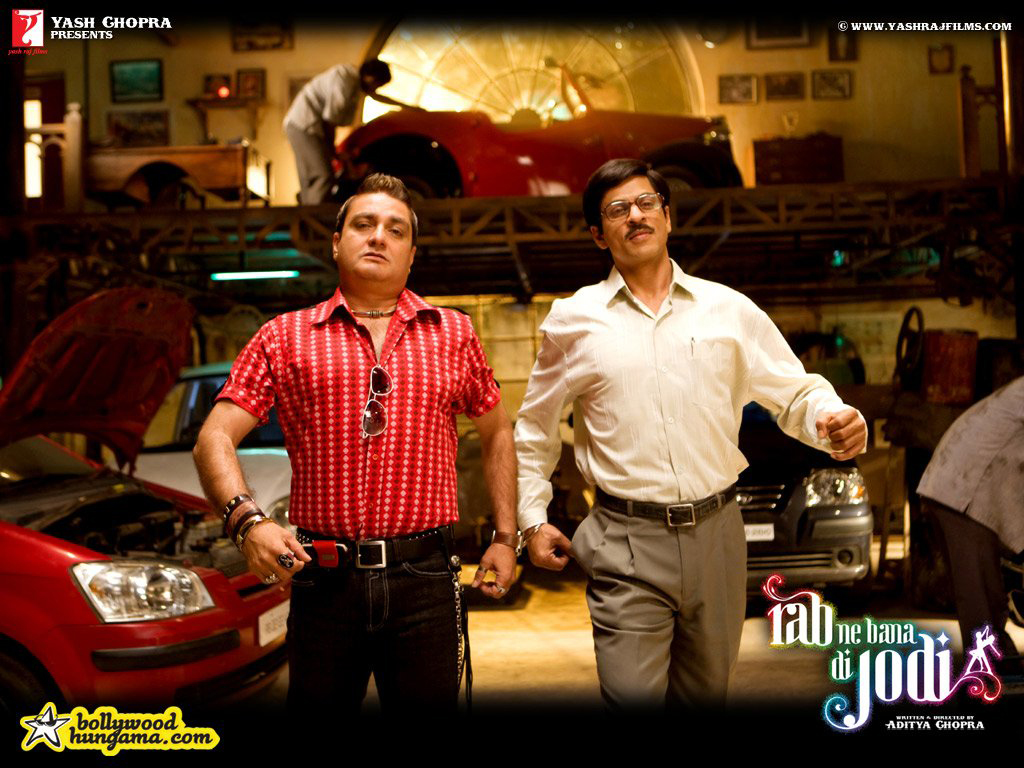 rab ne bana di jodi 2008 wallpapers | vinay-pathakshahrukh-khan