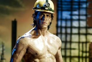 Movie Still From The Film Om Shanti Om,Shahrukh Khan
