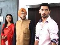 Movie Still From The Film Miley Naa Miley Hum,Neeru Singh,Dalip Tahil,Chirag Paswan