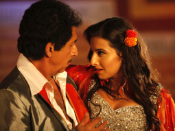 Movie Still From The Film The Dirty Picture,Naseeruddin Shah,Vidya Balan