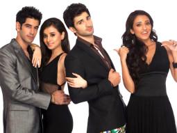 Movie Still From The Film Tutiya Dil,Nikhil Sabharwal,Suzanna Mukherjee,Sidhant Kapur,Iris Maity