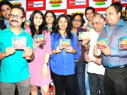 Photo Of Rohin Robert,Muazzam Beg,Kahkkashan Aryan,Maryam Zakaria,Sunidhi Chauhan,Shamir Tandon,Bhaumik Sampat,Ramesh B. Agarwal,Rajeev Agarwal,Kunal Pant From The Audio release of 'Sadda Adda'