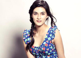 Kriti Sanon finalized opposite Tiger in Heropanti