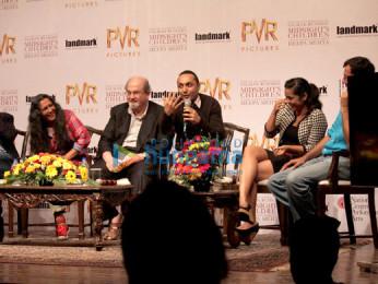 Deepa Mehta, Salman Rushdie, Rahul Bose, Shahana Goswami, Rajat Kapoor