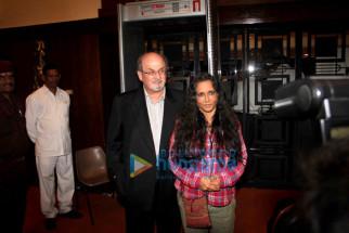 Salman Rushdie, Deepa Mehta