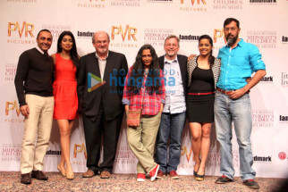 Rahul Bose, Shriya Saran, Salman Rushdie, Deepa Mehta, Shahana Goswami, Rajat Kapoor