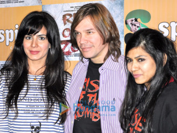 Kirti Kulhari, Luke Kenny, Devaki Singh
