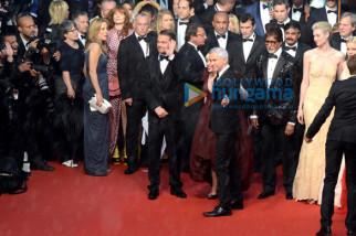 Leonardo DiCaprio, Catherine Martin, Baz Luhrmann, Amitabh Bachchan, Elizabeth Debicki