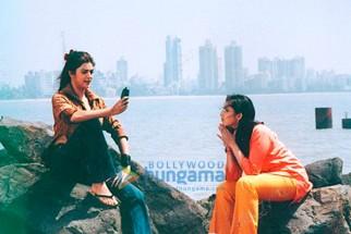 Movie Still From The Film Paisa Vasool Featuring Sushmita Sen,Manisha Koirala