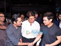 Anup Soni, Raj Babbar, Aamir Khan, Dhaval Gada