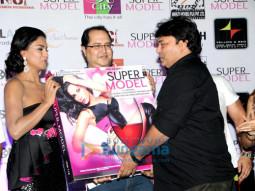 Veena Malik, Navin Batra, Ravi Ahlawat