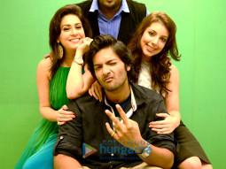 Amrita Raichand, Shuja Ali, Ali Fazal, Anisa