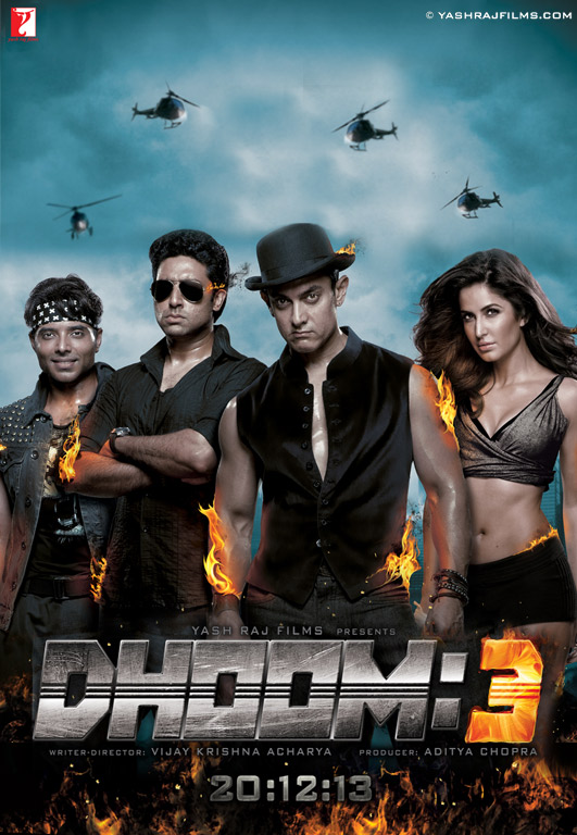 Dhoom 3 (2013) Full Movie - YouTube