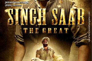 First Look Of The Movie Singh Saab The Great