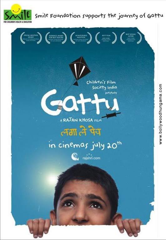 Gattu Cover