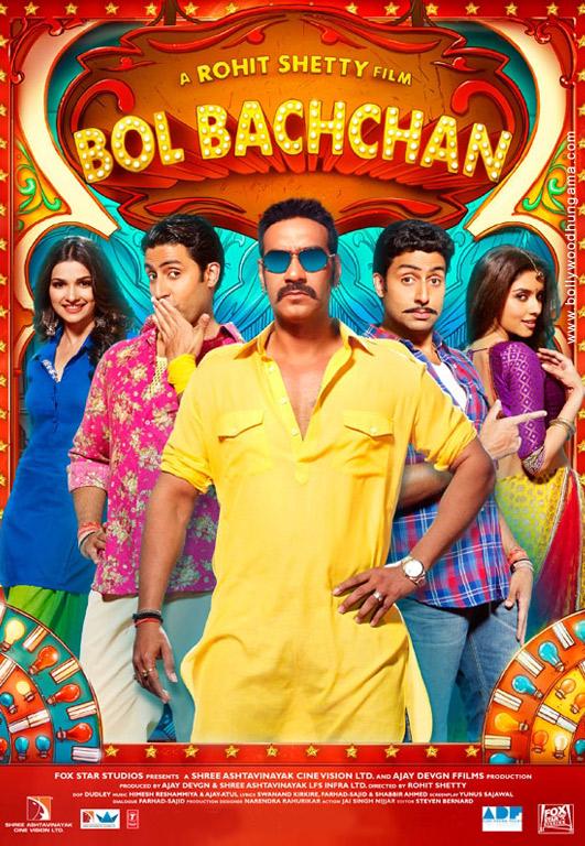 Bol Bachchan Cover
