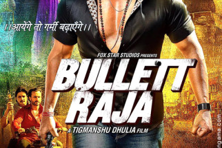 First Look Of The Movie Bullett Raja