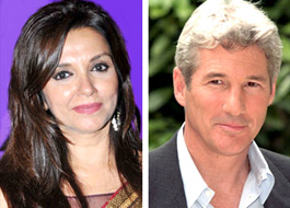 Lilette Dubey paired with Richard Gere