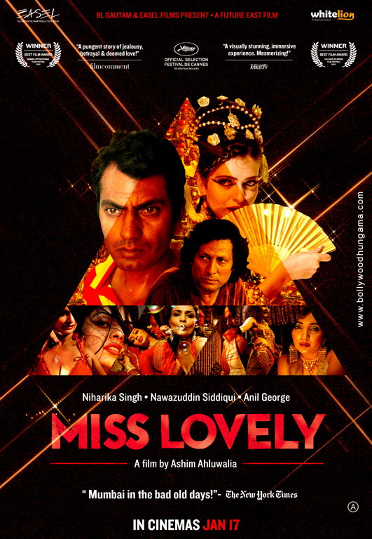 Miss Lovely Cover