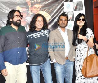 Ashim Ahluwalia, Anil George, Nawazuddin Siddiqui, Niharika Singh