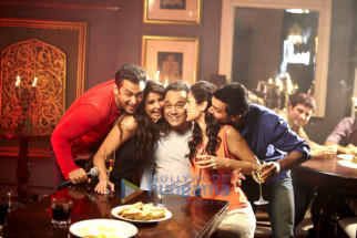 Salman Khan, Daisy Shah, Yash Tonk, Bruna Abdulla, Ashmit Patel