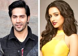 Varun and Shraddha in ABCD sequel