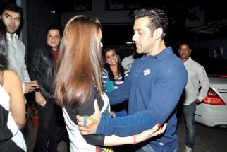 Nikitin Dheer, Mahesh Thakur, Preity Zinta, Salman Khan