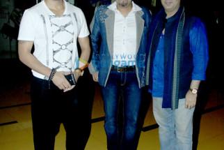 Sonu Nigam, Bikram Ghosh, Girish Malik