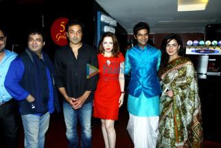 Girish Malik, Bobby Deol, Saidah Jules, Purab Kohli, Kirti Kulhari