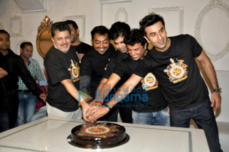 Vijay Singh, Anurag Kashyap, Karan Johar, Vikas Bahl, Ranbir Kapoor
