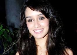 Shraddha Kapoor turns singer