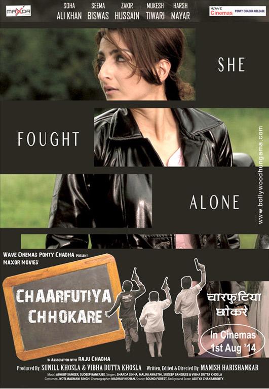 Chaarfutiya Chhokare Cover