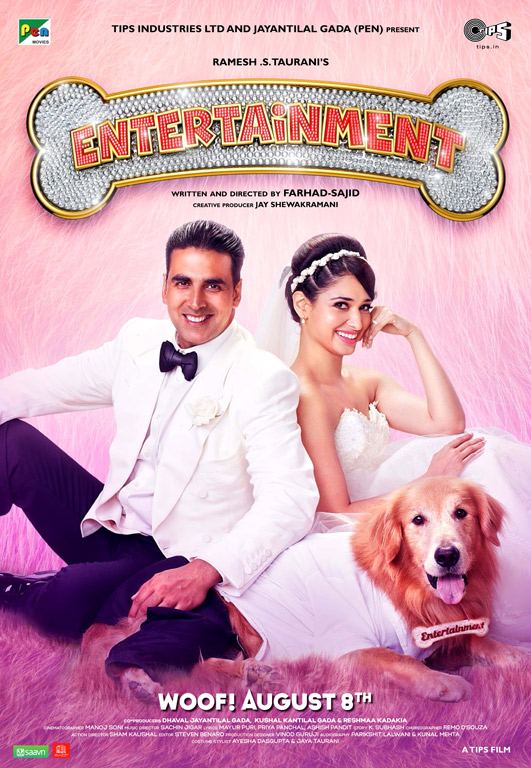 Entertainment Cover