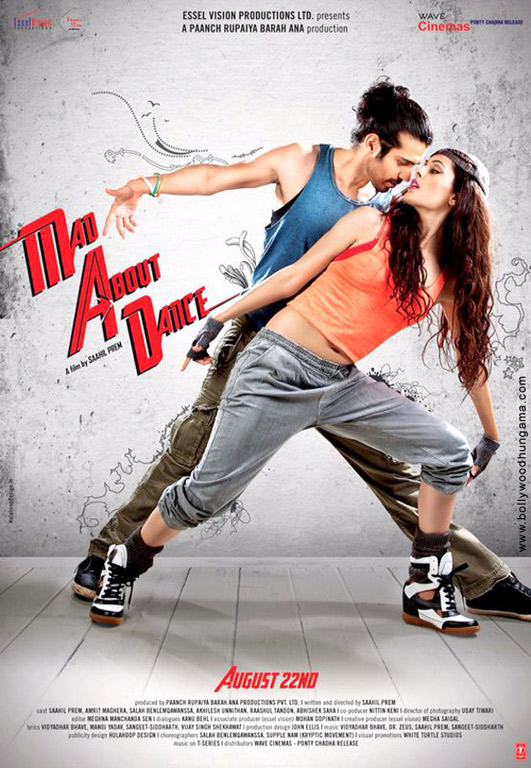 Mad About Dance Cover
