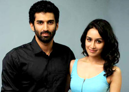 Aditya Roy Kapur and Shraddha Kapoor in Milan Talkies