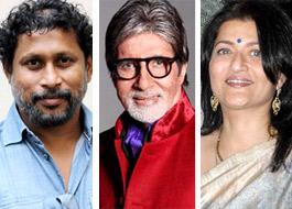 Shoojit Sircar reunites Amitabh Bachchan and Sarika