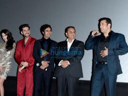 Isabel Kaif, Vinay Virmani, Kunal Nayyar, Ajay Virmani, Salman Khan